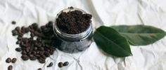 Tighten & Tone: Homemade Coconut Coffee Body Scrub | Free People Blog