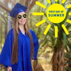 Brighter days are ahead for Katelyn who is graduating from California Virtual Academies! Her family chose K12 because of the flexibility it gave her to work and excel at her own pace. She has been dual enrolled in a local community college since her sophomore year of high school, and will complete her associates degree at Cuesta College before transferring to California State University. We are very proud of you, Katelyn! Act Test Prep, Virtual Academy, Act Testing, First Day Of Summer, Student Success, Community College, College Graduation, High School Students, State University