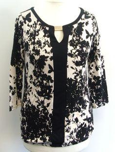ec784d92a7c BHS Petite Black  amp  Nude Top Ladies UK Size 10 box74 05 L  fashion