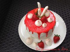layer cakes fraises, recette de gateau aux fraises, recettes avec des fraises, recette de fete des meres, gateau de fete des meresn layer cake