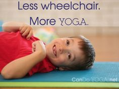 Yoga and children with low muscle tone Special Needs Resources, Special Educational Needs, Special Needs Kids, Pediatric Physical Therapy, Pediatric Ot, Occupational Therapy, Cerebral Palsy Activities, Muscle Tone, Yoga For Kids