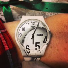 #Swatch. I decided to pass on this one!