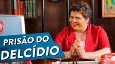 DILMA - PRISÃO DO DELCÍDIO