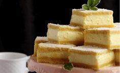 Chutný recept na smotanový koláč, ako od babičky. A čo je najlepšie, všetky ingrediencie máte doma. - Báječná vareška Cornbread, Cheesecake, Ethnic Recipes, Desserts, Food, Basket, Millet Bread, Tailgate Desserts, Deserts