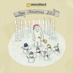 Free Christmas 2013 Compilation con brani liberamente ispirati al Natale, in free download fino al 6 gennaio