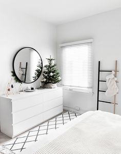 Christmas in the Bedroom