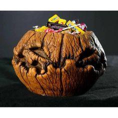 Rotten Jack Bowl – Distortions Unlimited Jack O, Lanterns, Christmas Ornaments, Christmas Jewelry, Lamps, Christmas Decorations, Lantern, Light Posts, Christmas Decor