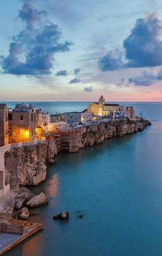 Vieste , Italia