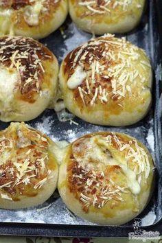 Pão de Batata Recheado – Receitas da Formiguinha