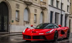 Powered by 6.3-liter, 789-horsepower V-12 boosted by a 161-horsepower electric motor, the hybrid stallion can reach 60 mph in under 3 seconds and reach a top speed of more than 217 mph, according to Ferrari.