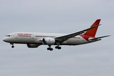 Air India Boeing 787-8 Dreamliner VT-ANC
