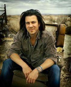 "Christian Kane from the show Leverage and lead singer of the band ""Kane"""