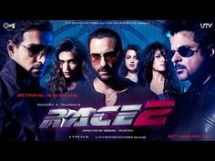 Start your engines and get into gear because the brand new trailer for Race 2 is here!