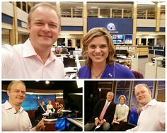 Enjoyed stopping by @wptv to talk about Valentine's in @DowntownWPB #ilovewpb