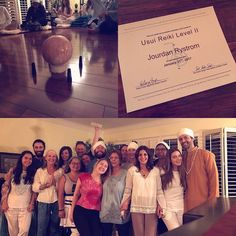 I had the time of my life this weekend surrounded by so many beautiful souls at Reiki 2 Certification training. Thank you to Sat Devbir and Hillary Faye for leading such a blessed day filled with wisdom grace and Reiki Reiki Reiki: the Universal Life Force Energy!  #reiki #reikihealing #reikienergy #universallifeforce #energyhealing #reikilevel2 #lightworkers #lightbeings #healers