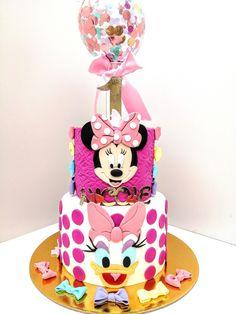Minnie Y Daisy, Minnie Cupcakes, Daisy Cakes, 3rd Birthday, Birthdays, Victoria, Boutique, Wallpaper, Children
