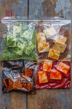 JAK ZAMARYNOWAĆ TOFU ? ULUBIONE SPOSOBY NA NATURALNE TOFU   Wegan Nerd - wegańskie gotowanie Tofu, Spanakopita, Tacos, Nerd, Gluten Free, Vegan, Cooking, Ethnic Recipes, Dinners