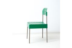 """Enzo Mari (1932-) is considered one of the most intellectually provocative Italian designers of the late 20th century, known for products, furniture and puzzles. Unlike postmodern contemporaries such as Ettore Sottsass, Mari adhered strictly to rational design – """"constructed in a way that corresponds entirely to the purpose or function"""". A firm believer in Communist ideology, Mari infused his low-cost designs with multiple functions and customization meant to engage and empo"""