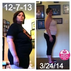 "I can not wait to post my before and after pics!! I'm getting closer each day to my goal!!  Check out Mandy's::  ""I am now down 20 pounds at last weigh in and over 30 inches total!! I take the slim/Acc Combo and probio 5 and just started the bio cleanse last night! Oh yeah and I now may have to take half a pain pill every few days!!! I feel Amazing!!! I have as much energy as I did 10 years ago when I had my first son!"""