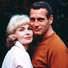 Paul Newman & Joanne Woodward (fav couple) by melisa