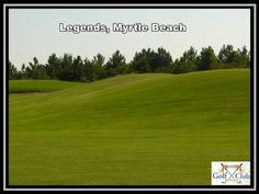 Legends Golf Club. Myrtle Beach, South Carolina