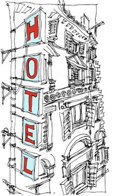 Urban Sketchers: Benedetta Dossi
