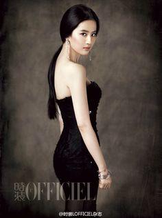 Crystal Liu Yifei - Chinese actress