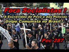 """"""" PEC 287 """" A PRESSÃO DA POLÍCIA CIVIL NO GOVERNO COMUNISTA"""