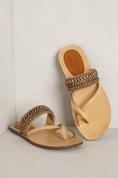 Anthropologie  Merimbula Sandals