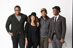 The Blogger Project - @Marcus Troy at @Projectshow