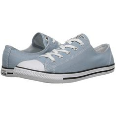 9f3ea9adfbacc9 Converse Chuck Taylor All Star Dainty Seasonal Color Ox Women s Shoes ( 50)  ❤ liked
