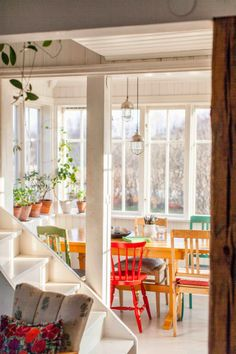 an enclosed porch | Fabulous inspiration
