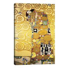 Gustav Klimt 'Stoclet Palace' Print Wall Art