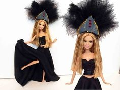 Shakira La La La (Brazil 2014) Doll Tutorial - How to make a Shakira Doll - YouTube