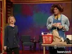 Whose Line: Helping Hands