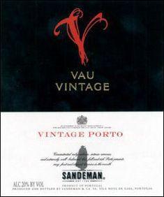 Sandeman Port Blend Porto Vintage Vau