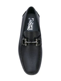 Salvatore Ferragamo Mocasines Clásicos Con Detalle Horsebit - Farfetch Ferragamo Shoes Mens, Salvatore Ferragamo Shoes, Formal Shoes, Casual Shoes, Men Casual, Mens Dress Sneakers, Gentleman Shoes, Mens Slippers, Men S Shoes