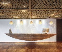 Hotels around the world offer singular attractions. 1. Firm: X + Living. Project: Ripple Hotel, Hangzhou, China. Standout: At a retreat on the shore of a…