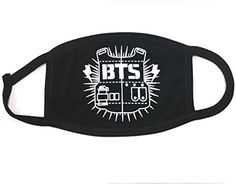 Kpop BTS Bangtan Boys Screen Imprinted Unisex Mouth Mask Thaimade http://www.amazon.com/dp/B00SEGRBI6/ref=cm_sw_r_pi_dp_3.FCvb1RG5B3B
