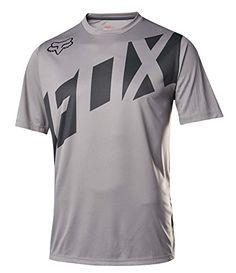 Fox Racing Ranger Jersey - Men s Graphite Black bf51363ad