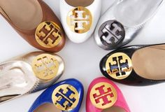 Tory Burch shoes. They are beautiful.I'm gonna love this site! 2014 Tory Burch $89