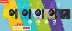Mola: La cámara de acción Elephone Explorer ya se puede reservar por 65 euros