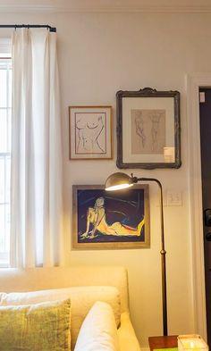 A Classic, Art-Filled Nashville Home