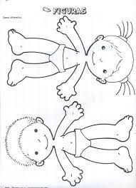 imagenes del cuerpo humano y sus partes para niños para