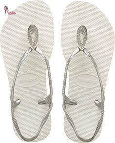 29afae64de108f Havaianas Luna Special White 37 38 - Chaussures havaianas ( Partner-Link)