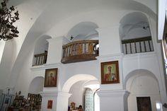 """Інтер""""єр Іллінської церкви в Суботові"""