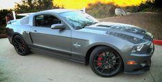 2011 Shelby GT500 Super Snake