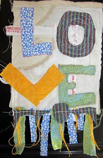 Mad Bird Designs UK: Colchester Slack Space - Mixed Media Class Prayer Flags