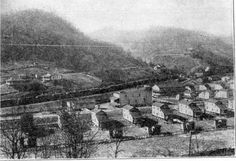 The mining town of Seco, KY. Southeast Coal Co. Operation No. 1