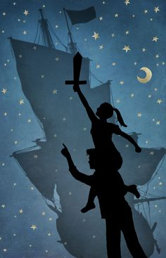 PETER AND THE STARCATCHER. Photo illustration by Emily Cooper.